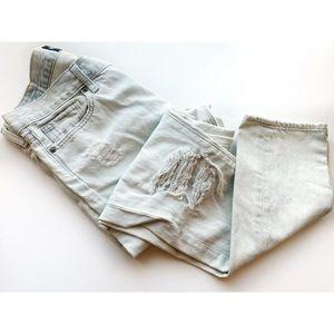 Lucky Brand • Super Light Blue Wash Skinny Jeans